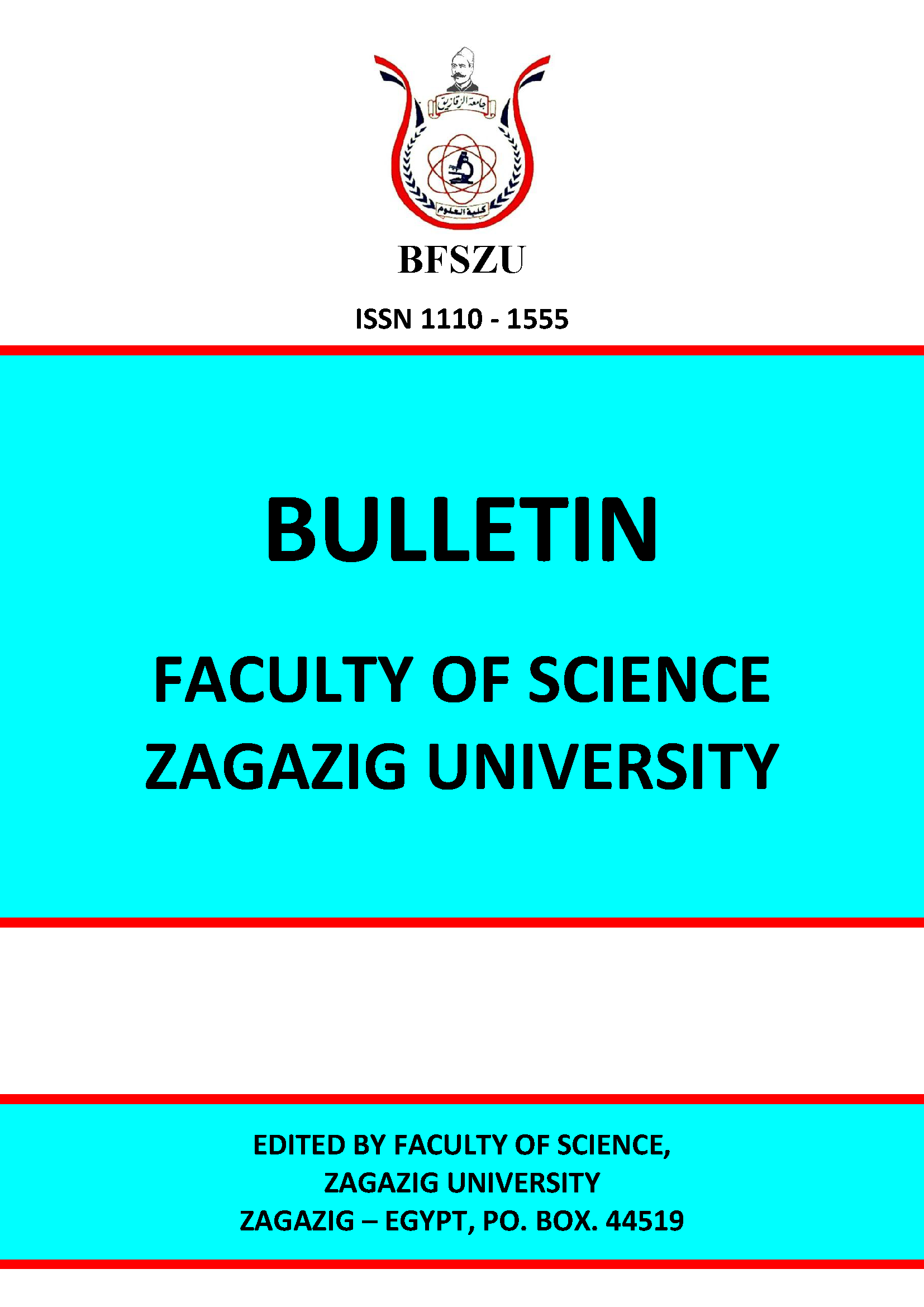 Bulletin of Faculty of Science, Zagazig University